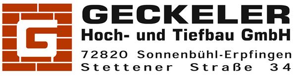 Geckeler Hoch- und Tiefbau GmbH
